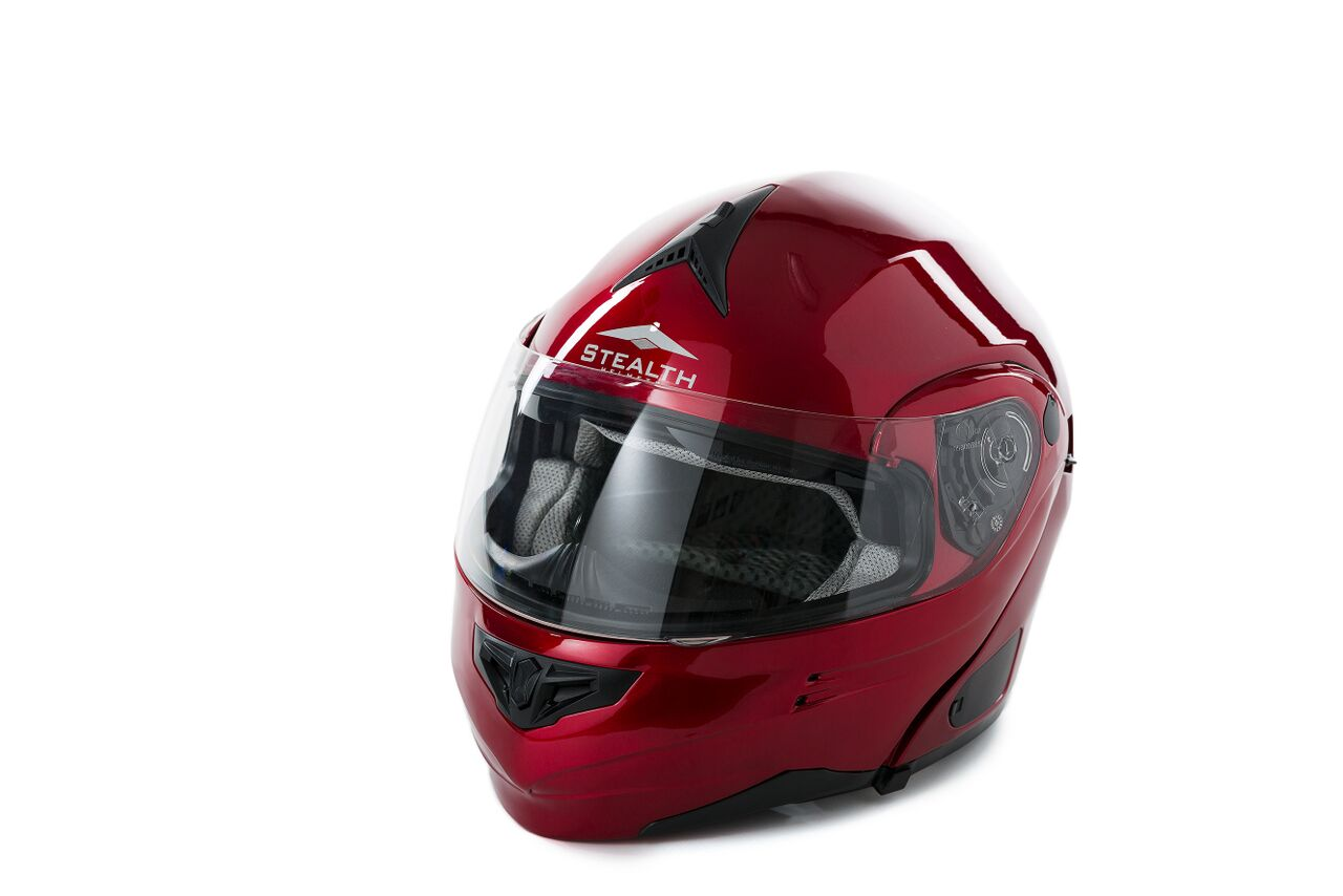 Stealth Avattava Touring Kyp 228 R 228 Hondan Punainen Hotmotorshop Bensankatkuinen Verkkokauppa
